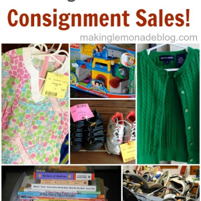 Insider Tips for Shopping Consignment Sales Like a ROCKSTAR