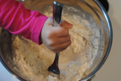 Little Chefs project: cooking with kids in the kitchen