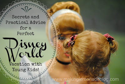Tips for Visiting Disney World {Favorite Posts of 2012}