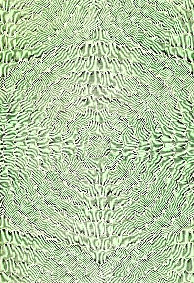 bloom wallpaper {Pantone Color of the Year: Emerald}