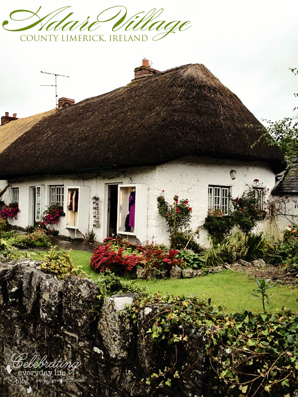 Adare Village, Ireland {The Expats}