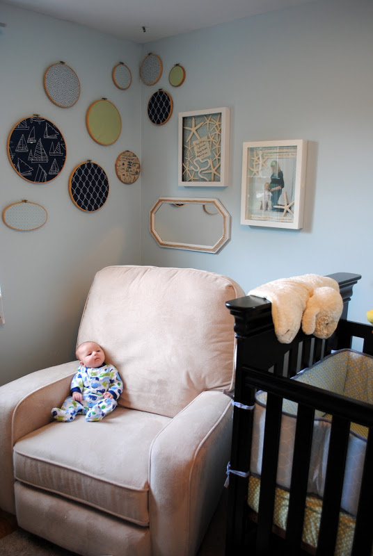 nautical nursery to big boy room {13 Home Goals in 2013}