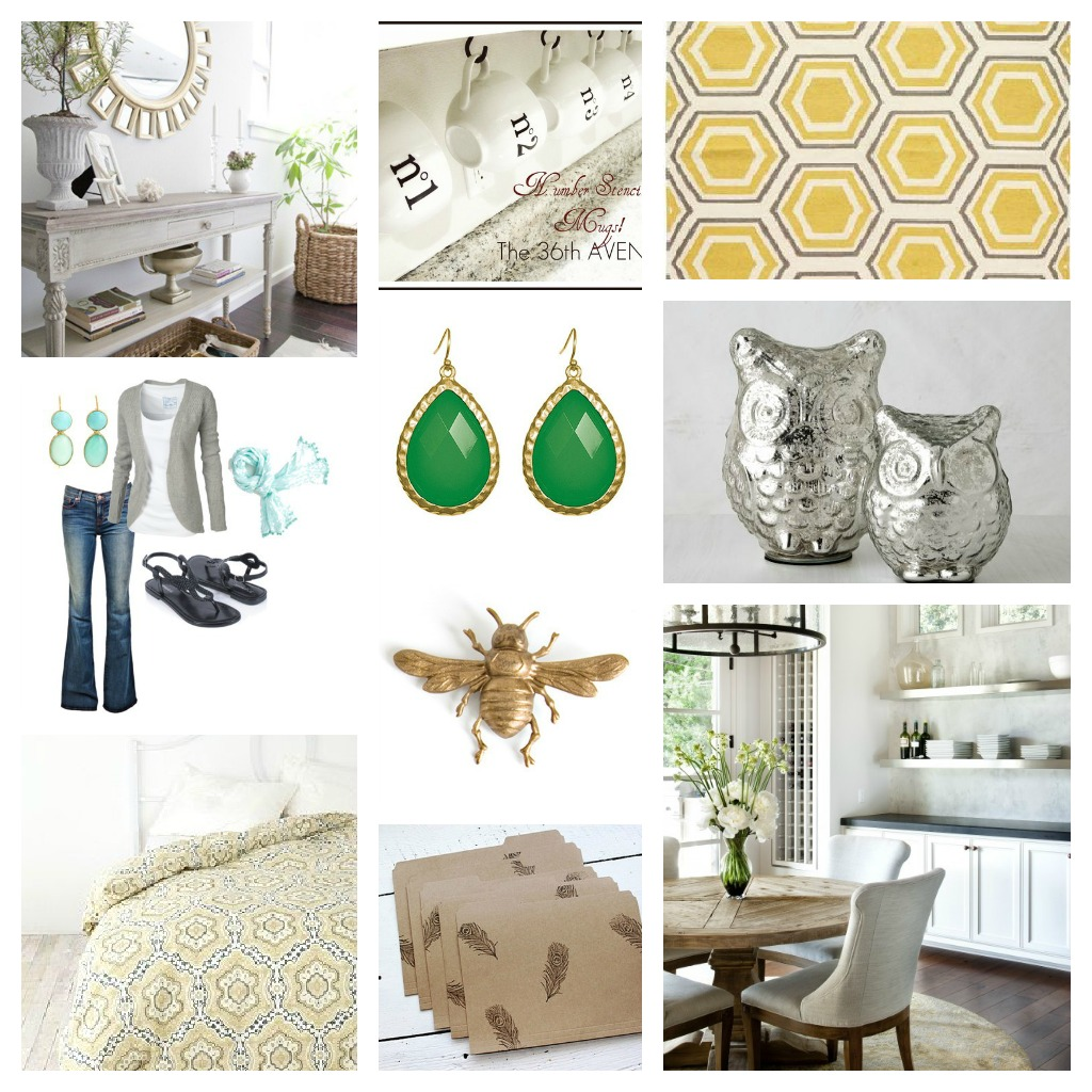 Making Lemonade Signature Style Board