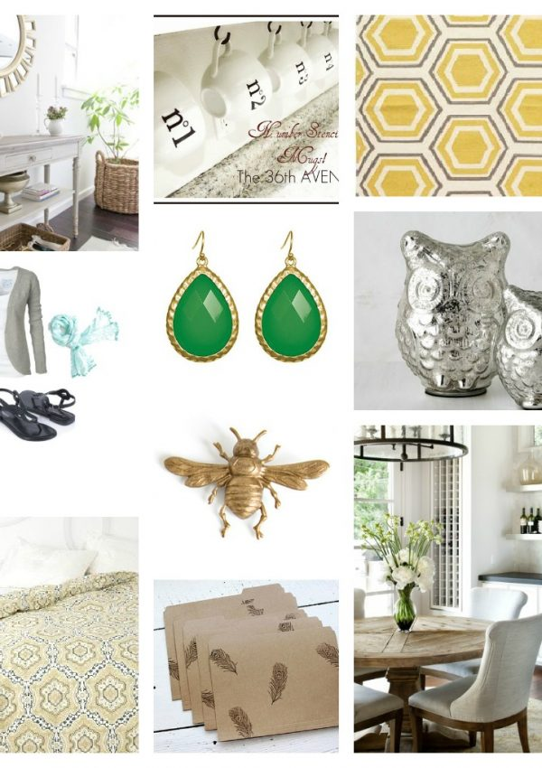 Creating a Home You Love: Style Board