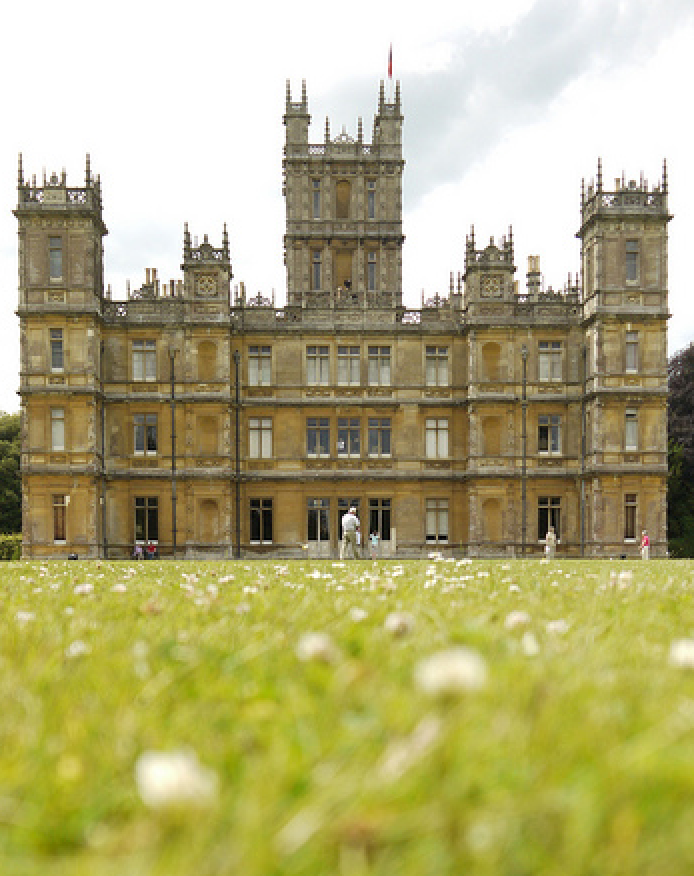 Downton Abbey {England}