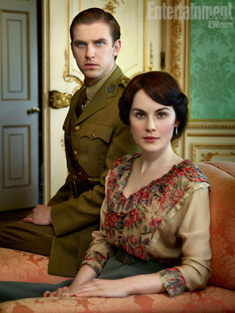 Downton Abbey {Pantone Color of the Year: Emerald}