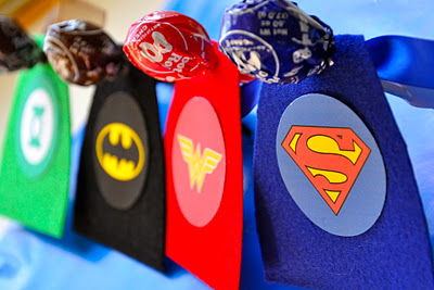 superhero valentines photo valentine card {Creative Ideas for Valentine's Day}