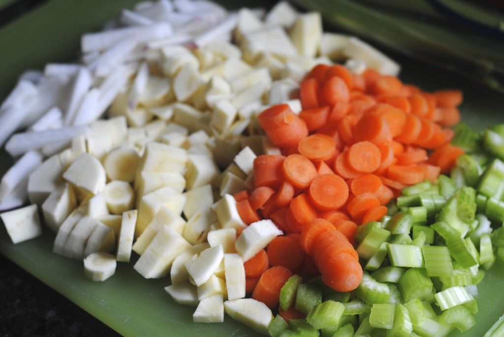 Best Ever Slowcooker Vegetable Soup!