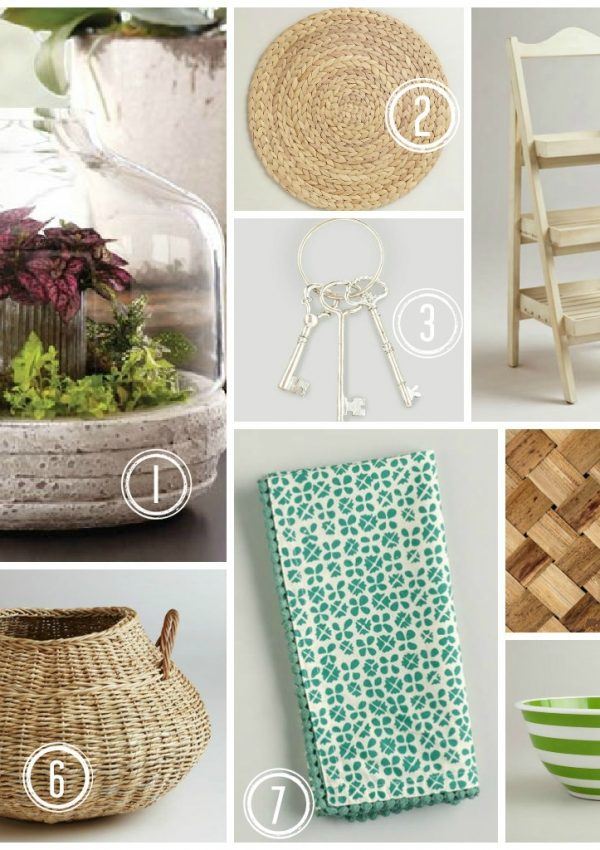 Spring Home Decor and Easter Entertaining