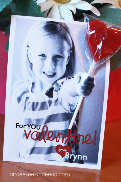 photo valentine card {Creative Ideas for Valentine's Day}