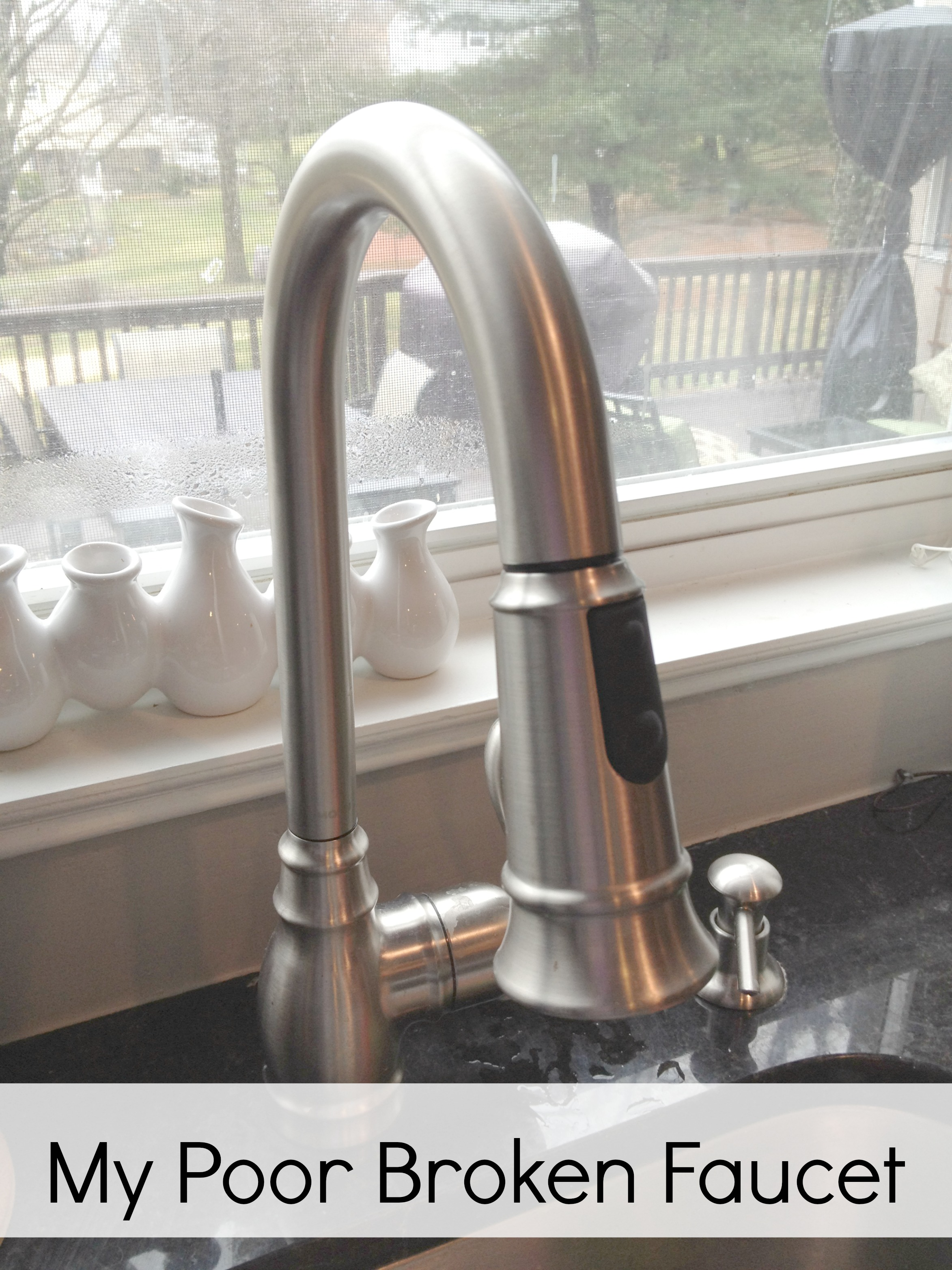 Fixing the Flow of the Moen Annabelle Faucet