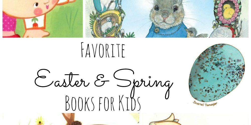 Favorite Easter Books for Kids