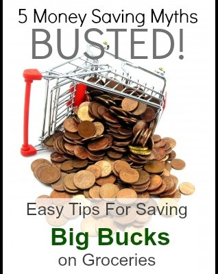 5 Money Saving Myths, Busted!