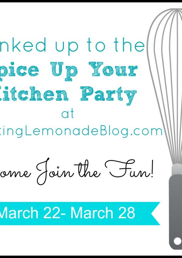 Spice Up Your Kitchen Party!