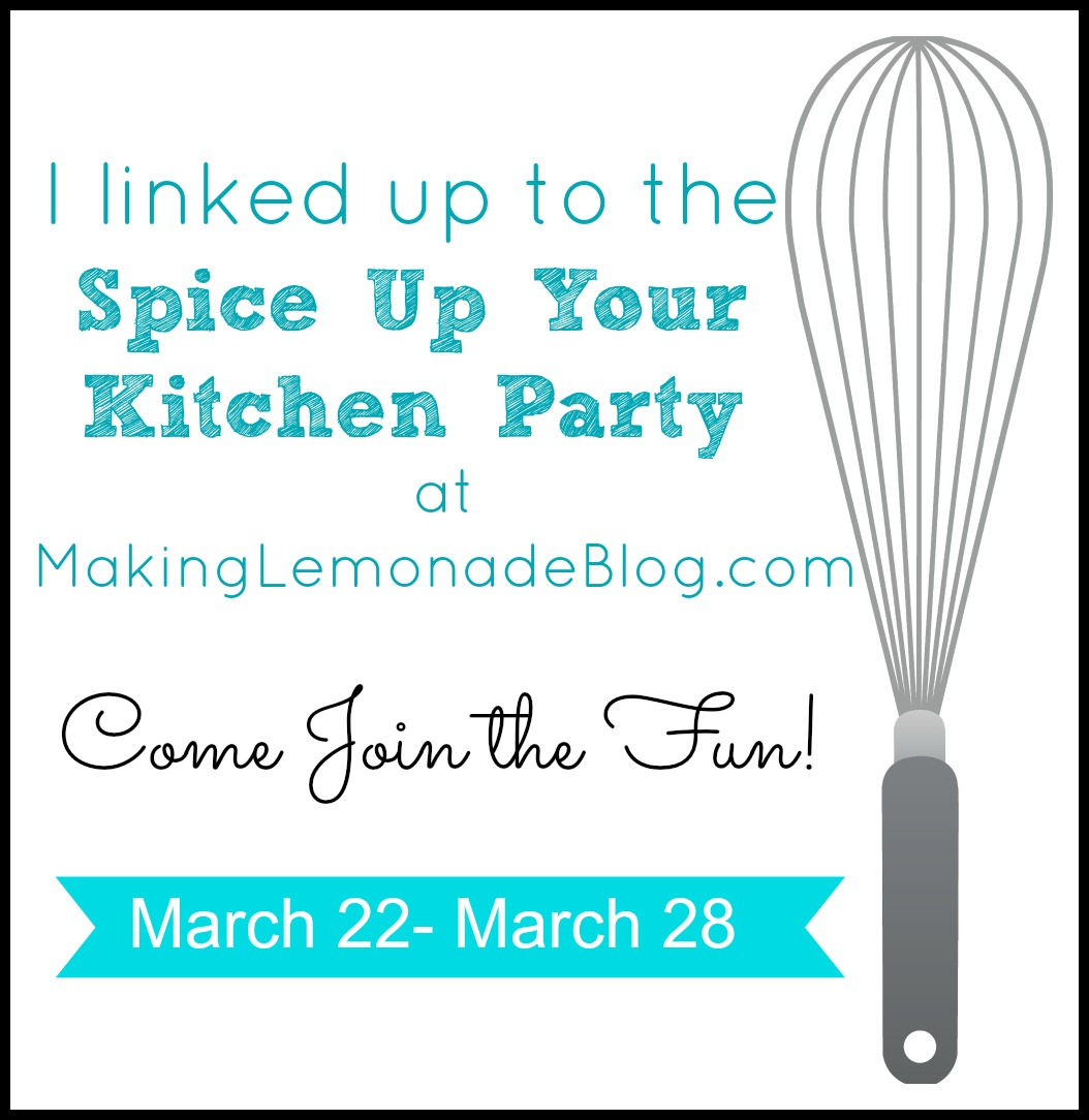 Spice Up Your Kitchen Linky Party