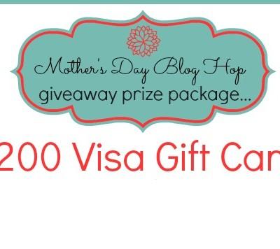 $200 Visa Gift Card Giveaway!
