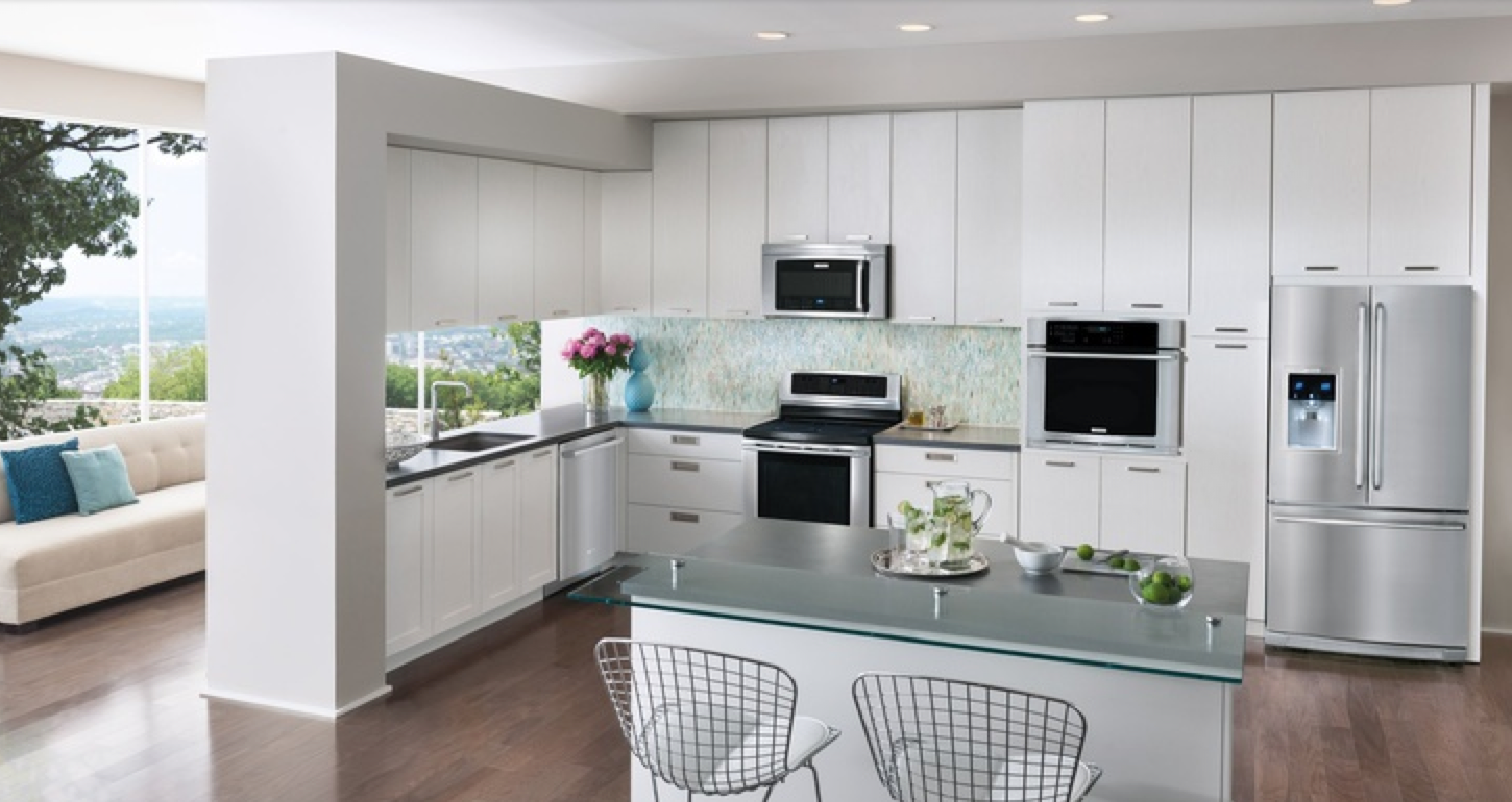 Electrolux Suite Designs Dream Kitchen