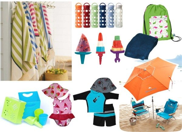 Eco Friendly Must Haves for Beach Babies