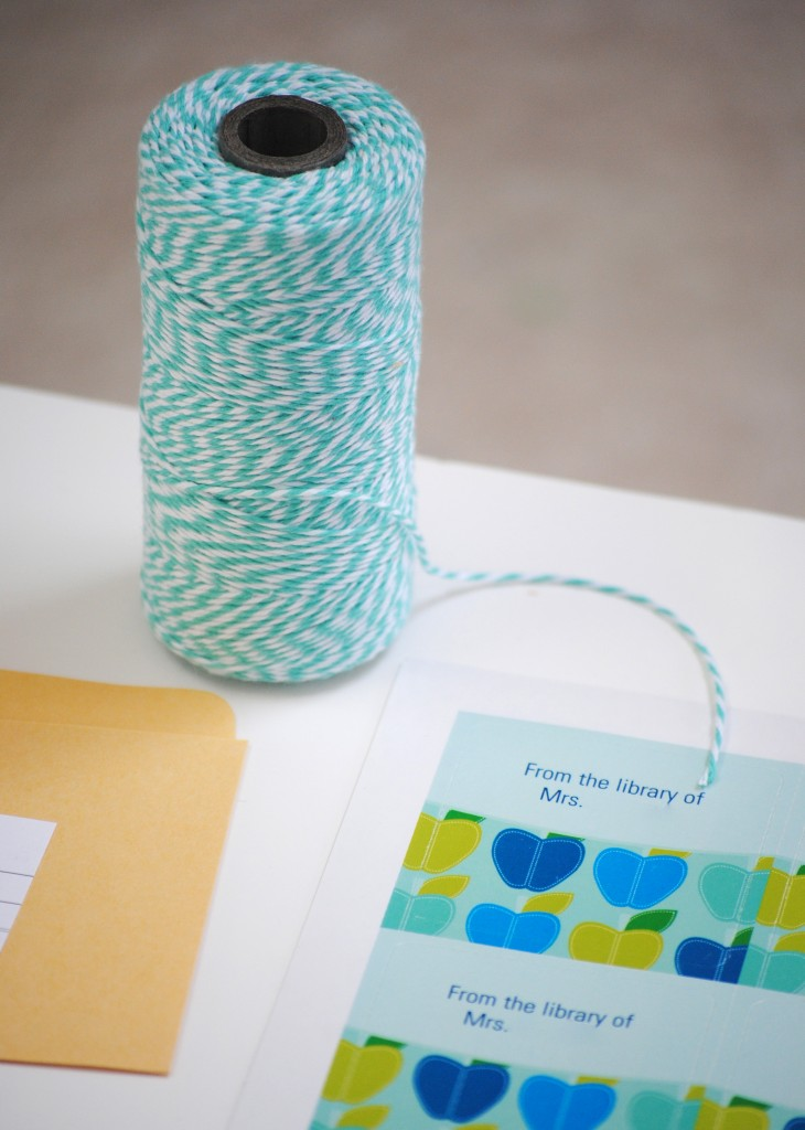 Baker's Twine {Teacher Gift Ideas}