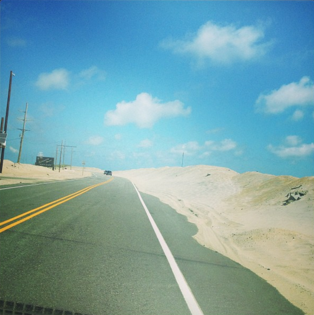 Route 12 Hatteras Island