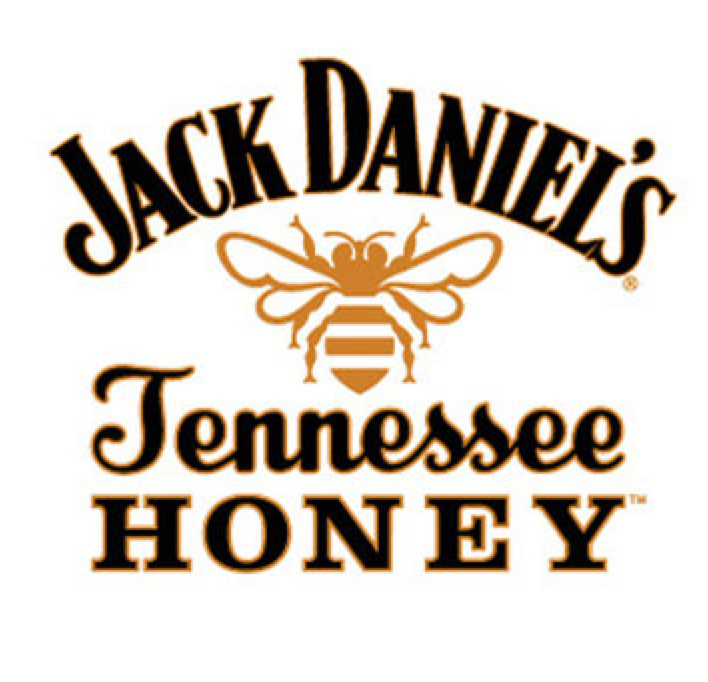 It is an image of Fan Jack Daniels Honey Label