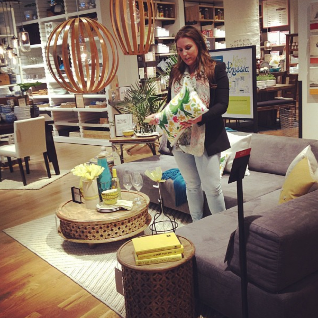 West Elm King of Prussia