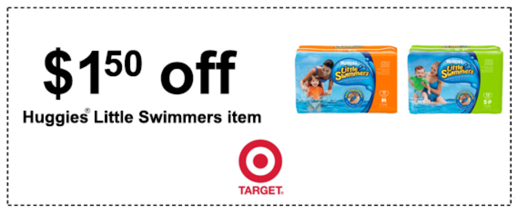 Huggies Little Swimmers coupon