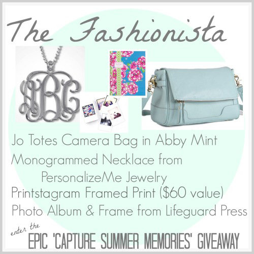 EPIC Summer giveaway!