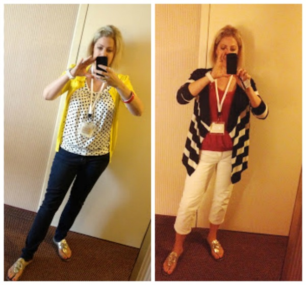 What to Wear to a Blog Conference