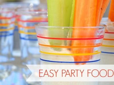 Easy & Healthy Snack Idea