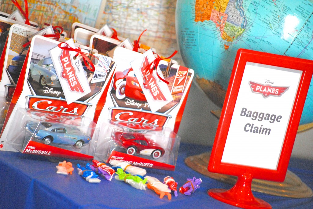 Disney Cars & Planes Movie Party Decorations & Ideas