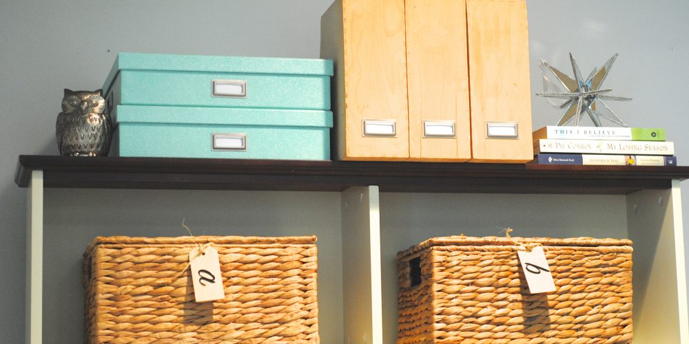 Back to School Organization Ideas (Mudroom and Family Command Center)
