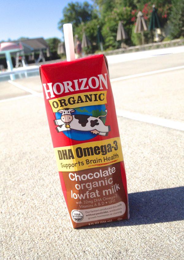 Favorite Find: Organic Milk To-Go!