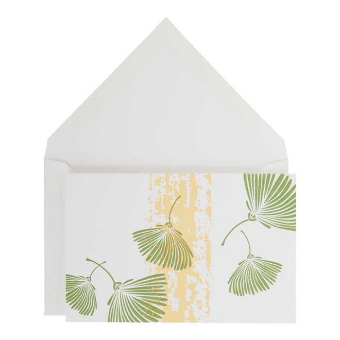 Ginkgo_stationery