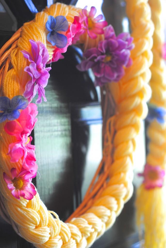 Rapunzel Tangled Party & Decor Ideas