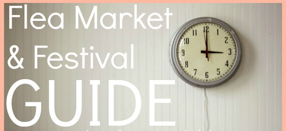 flea market and festival guide