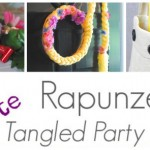 Rapunzel & Tangled Birthday Party Ideas