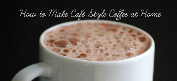 How to brew coffee shop favorites at home with Gevalia Coffee k-cups