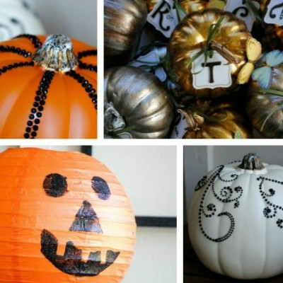 Easy Fall Decorating Ideas {31 Days, Day 9}