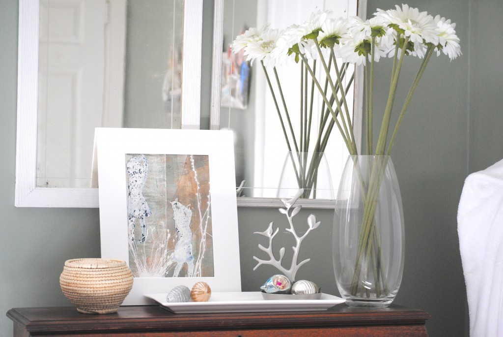 How to Style Vignettes for Real Life