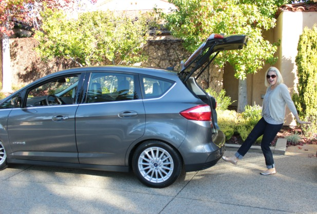 Ford C-MAX Hybrid Car {California Vacation Ideas}