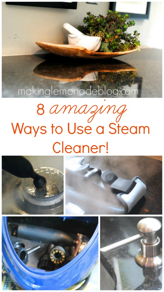 8 Uses For A Homeright Steammachine Homeright