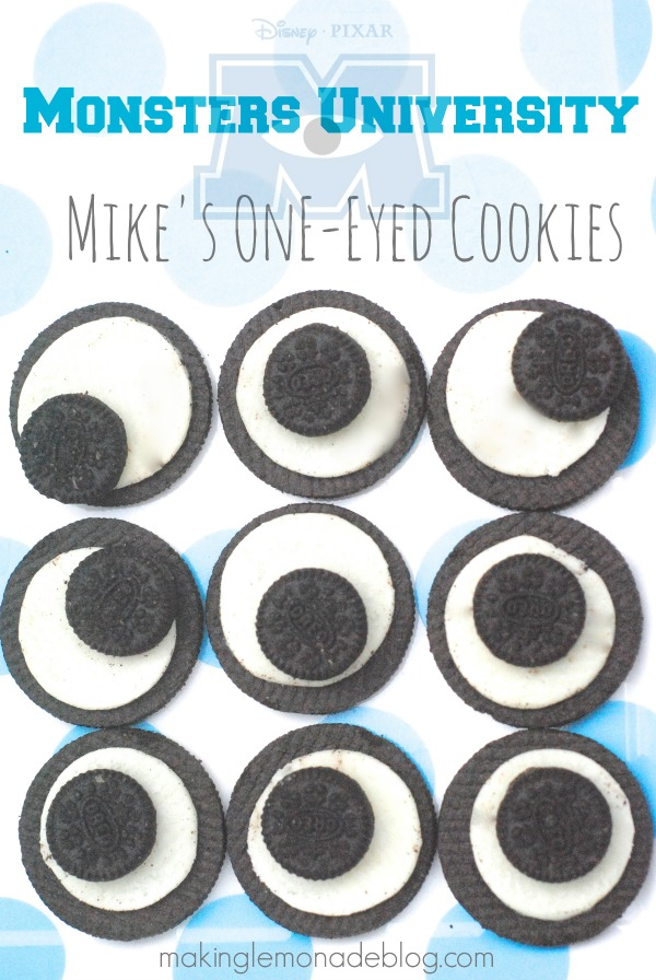Monsters Inc University Party Food & Snack Ideas #shop