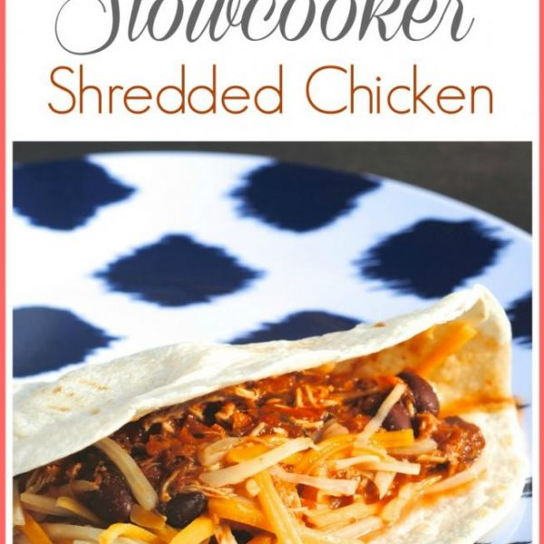 EASY Slowcooker Crockpot Chicken