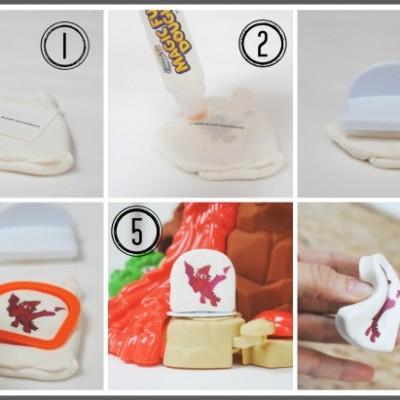 Creative Kids Gift Idea: Magic Fun Dough Kits