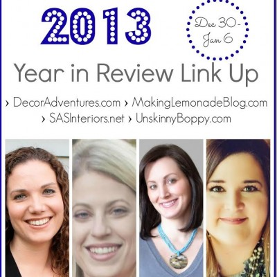 Year in Review Link Up Party, Join Us!