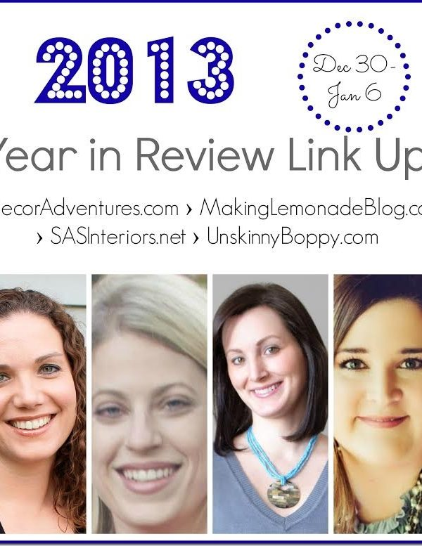 Year in Review Link Up 2013