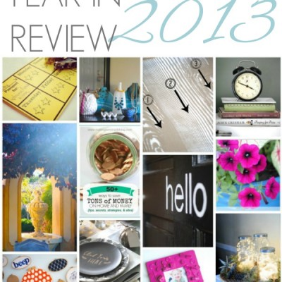 Favorite Posts of the Year {Year in Review 2013}