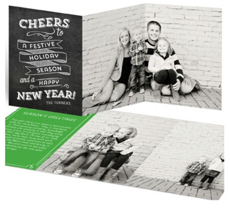 Gorgeous Photo Christmas Cards