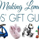 Best Gift Ideas for Preschoolers {Making Lemonade Gift Guide}